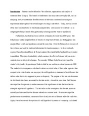 What makes a good introduction for a Bio essay?