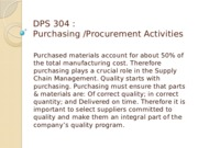 DPS_304_Purchasing_and_Procurement_Activities