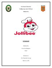 jollibee unethical issues