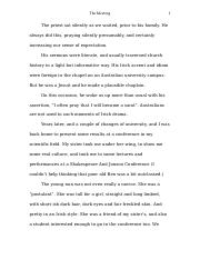 English Short Story (The Meeting).docx