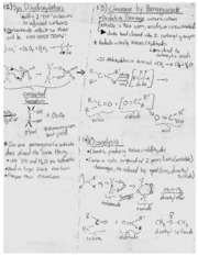 CHEM 301 Chapter 8 Notes Part 4