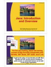 03-Java-Intro+Overview