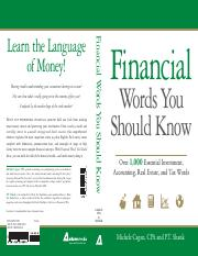 Financial Words You Should Know by Michele Cagan, P.T. Shank.pdf