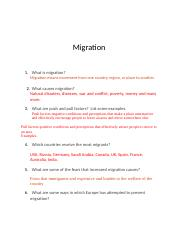 Migration assignment .docx