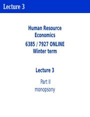 Lecture 3 - 6385ONLINE EQ - Part II.ppt