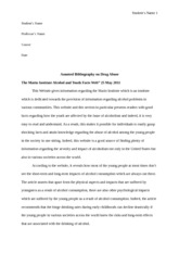 sample 7Order_0529091830-Annoted Bibliography on Drug Abuse-1