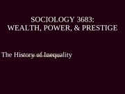 week 02 (the history of inequality)