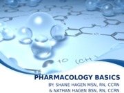 Pharmacology+Basics