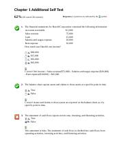 Chapter 1 Accounting Additional Self Test.docx