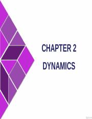 Chapter 2_Dynamics_updated.pptx