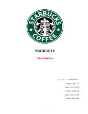 Starbucks-Products-Group-4.docx