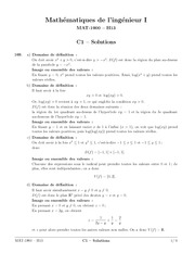 exercices 13 solutions