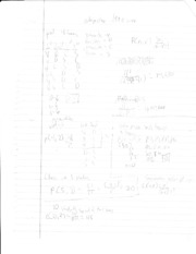 Math Algebra 2 Notes  4