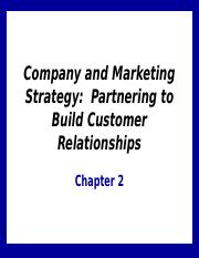 Unit 1 Ch 2 Company and Marketing strategy_Partnering.pptx