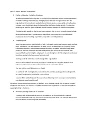 Class-Notes-7-Human-Resource-Management