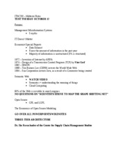 ITM 200 MIDTERM NOTES
