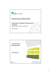 Warwick - EVM Overview - Session 2 - Sep 12