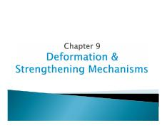 MEC 300-Materials Science Chapter 9