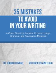 35-Mistakes-to-Avoid-Writing