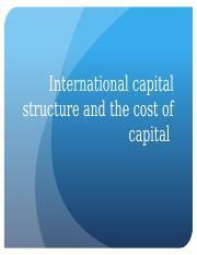 9 Capital structure (1).pptx