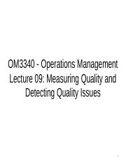L09_Quality_Management-Measuring_Quality_Detecting_Quality_Issues.pptx