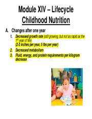 Chapter 14 - Lifecycle - Childhood Nutrition.pdf