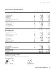 Maple Leaf Foods 2014 Financial Statements