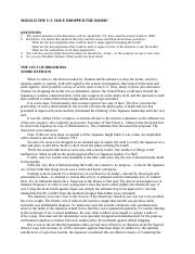 Essay on teleology