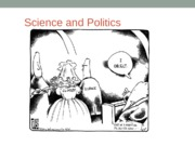 Science & Policy (1)