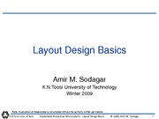 Set 3, Layout Design Basics