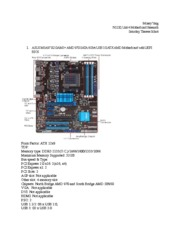 NT1110 Unit 4 Motherboard ResearchPRN
