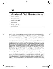 MARK3092 W4 Key Reading 7 - Brands and Their Meaning Makers.pdf