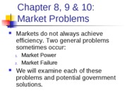 ECN_203__8,9 & 10___Market_Power_and_Market_Failure(f09)