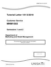 study guide customer service MNM1502.pdf