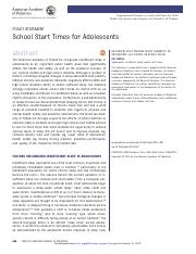 School start times for adolescents..pdf