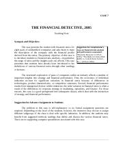 TN7_The_Financial_Detective_2005.docx