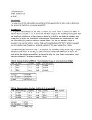 Redox Titration Lab Report.docx