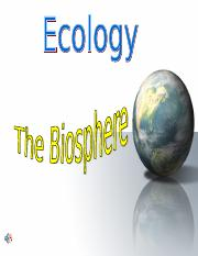 chapter 3-The Biosphere.ppt