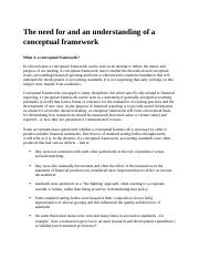 Lecture notes-Conceptual framework-1(1)