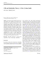 19. CSR and Stakeholder Theory A Tale of Adam Smith.pdf