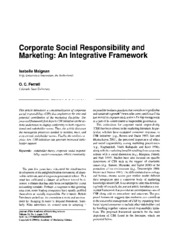 Reading_CSR and Marketing
