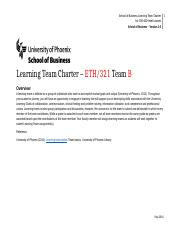 LearningTeamCharter Law and Ethics.docx