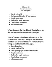 ap euro chapter 7 summary essay Ap european history study zone 34 likes this page was made for anyone that has ap euro and that need help for upcoming tests and quizzes do not.