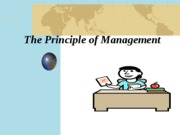 1-1  Cap1 Manager and management PPT