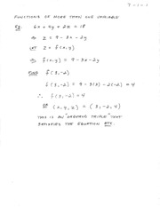 Math 242-Sec. 7.1 Lecture notes