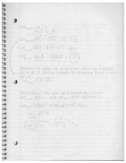 AP Calculus Chapter 2 Notes