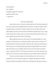 Seabiscuit essay esl bibliography proofreading websites