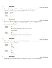 Human Resources Management - Quiz 11.docx