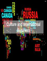 Chapter 2 Cross Cultural Business 2.pptx