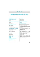 CHAPTER 2 Information Technology and AISs
